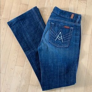 7 for all mankind A pocket 28
